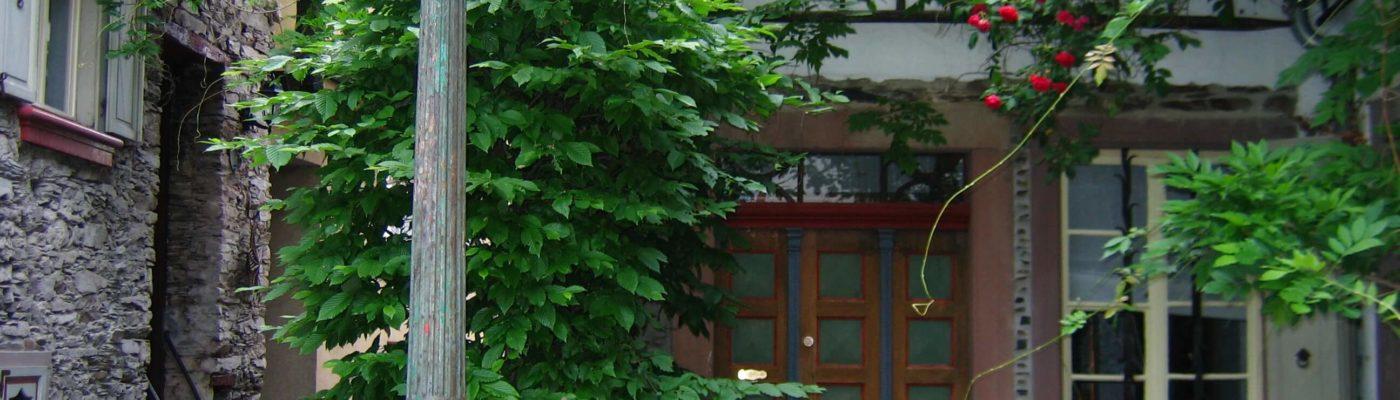 romantisches Fachwerkhaus