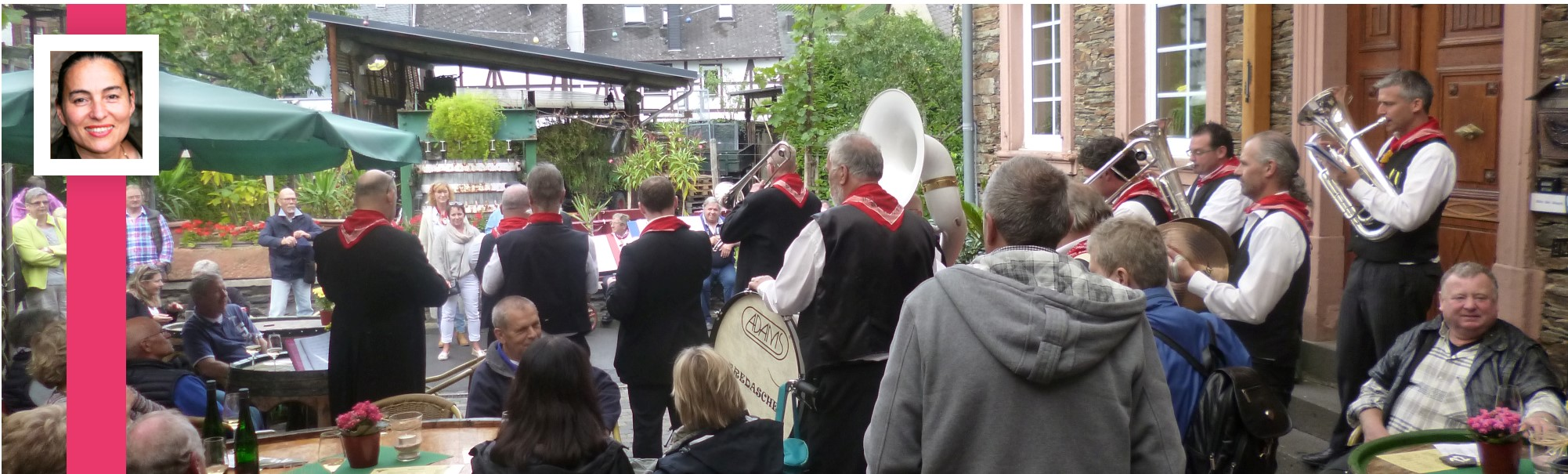 Straßenfest Wolf Mosel Traben-Trarbach